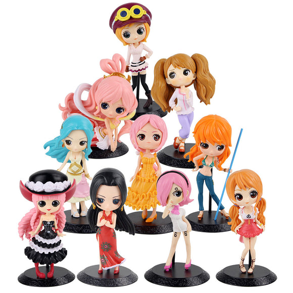 One Piece Q Posket Figure Action 11-15cm