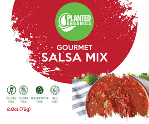 Gourmet Salsa Mix (1 pack)