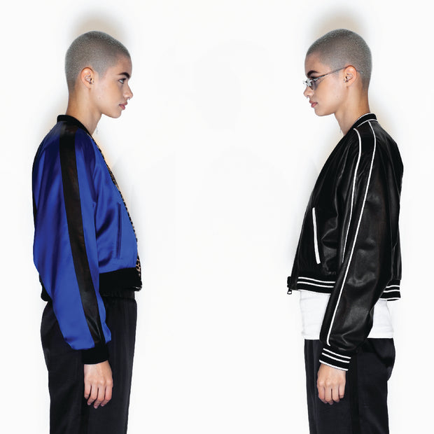 REVERSIBLE CROP BOMBER