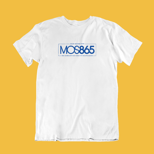 THE ONE WITH MOS865 TEE