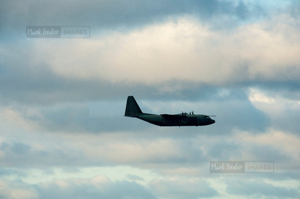 Low Level Hercules C130J