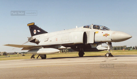 Phantom F-4  74 Squadron The Tigers - markfowlerimages.com