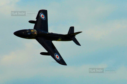 Hawker Hunter Hi Speed Pass - markfowlerimages.com