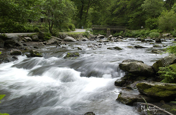 Watersmeet River Exmoor - markfowlerimages.com