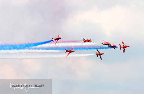 Red Arrows  0265 A - markfowlerimages.com