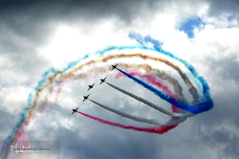 Red Arrows Python 1871 A - markfowlerimages.com