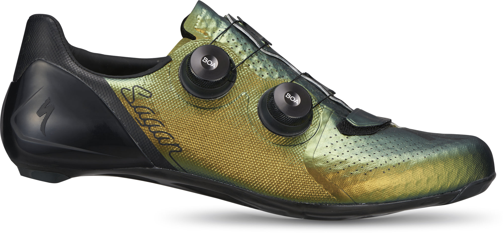 S-Works 7 Road Shoes - Sagan Collection: Deconstructivism