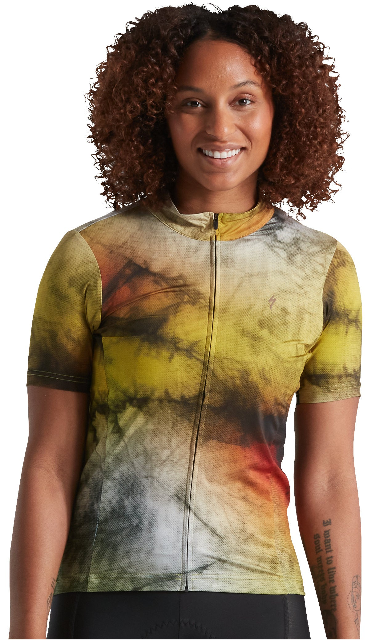 Women's RBX Marbled Jersey