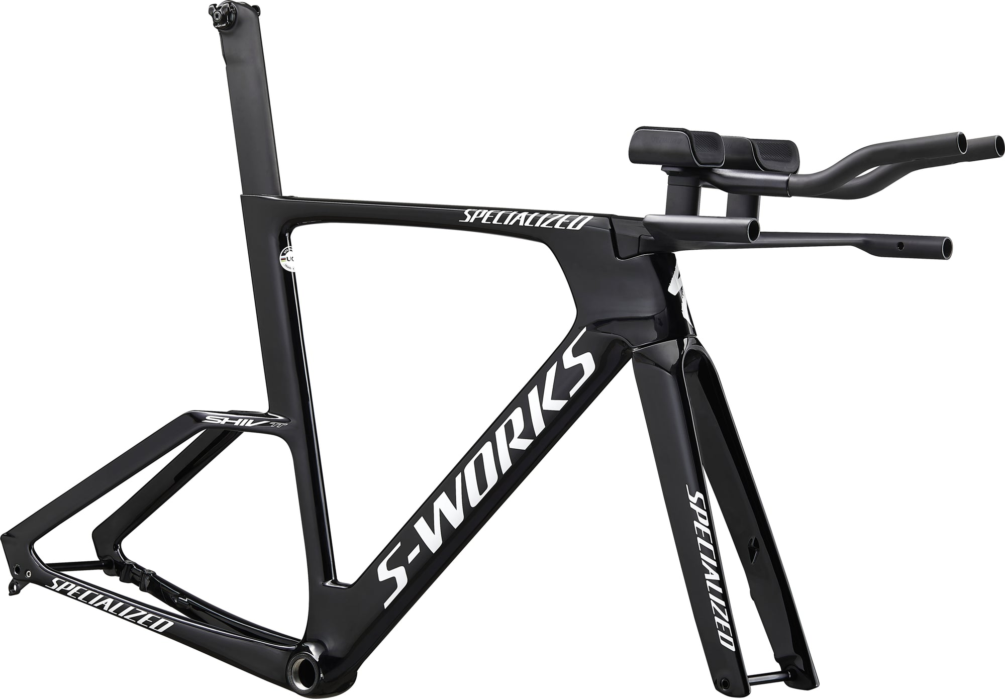 S-Works Shiv TT Disc Module