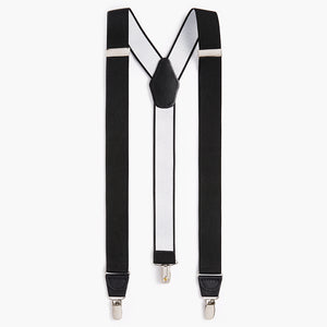 How to Wear Suspenders