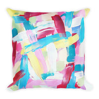 Bubblegum Pillow