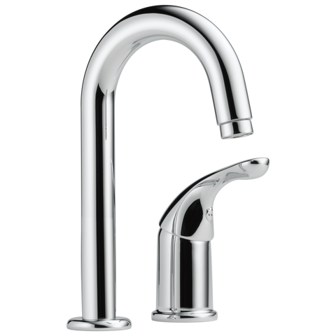 Delta 134 / 100 / 300 / 400 Series 1903-DST Single Handle Bar / Prep Faucet Chrome