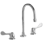 Commercial HDF 3579LF-WFLGHDF Widespread Lavatory Faucet Chrome