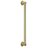 Delta Universal Showering Components 40024-PB ADA Grab Bar Polished Brass