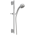 Delta Universal Showering Components 51599-DS 5-Setting Slide Bar Hand Shower Chrome