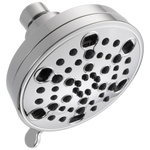 Delta Universal Showering Components 52638-18-PKWW H2Okinetic 5-Setting Contemporary Shower Head Chrome
