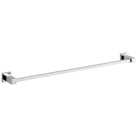 Delta Brevard IAO20824 24 Inch Single Towel Bar Chrome