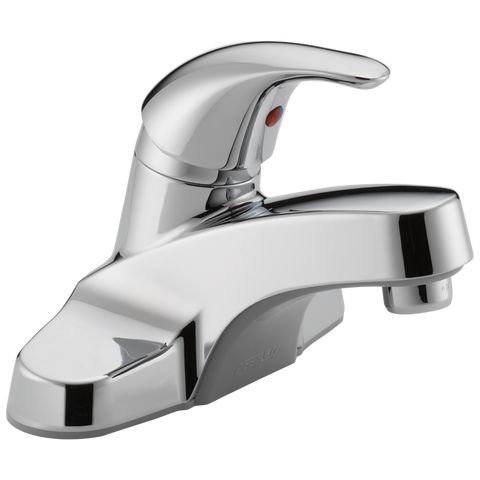 Peerless Core P131LF Single Handle Bathroom Faucet Chrome