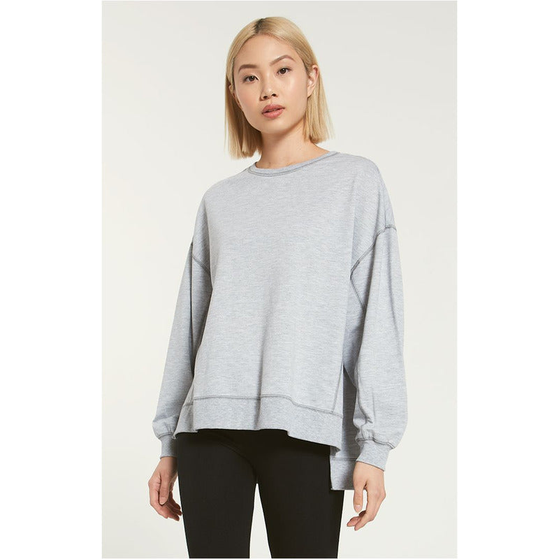 Modern Weekender - Heather Grey