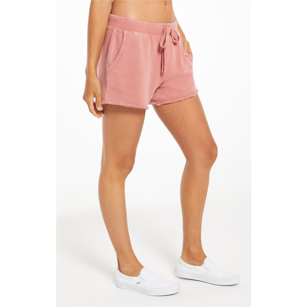 Marina Washed Short - Dusty Rose