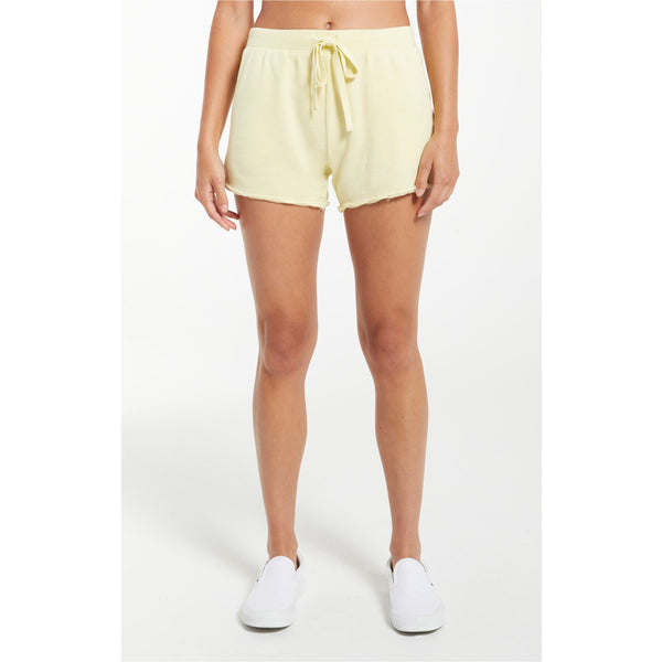 Marina Washed Short - Key Lime