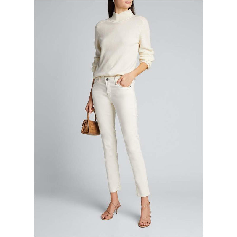Prima Ankle Skinny - Ivory Dust