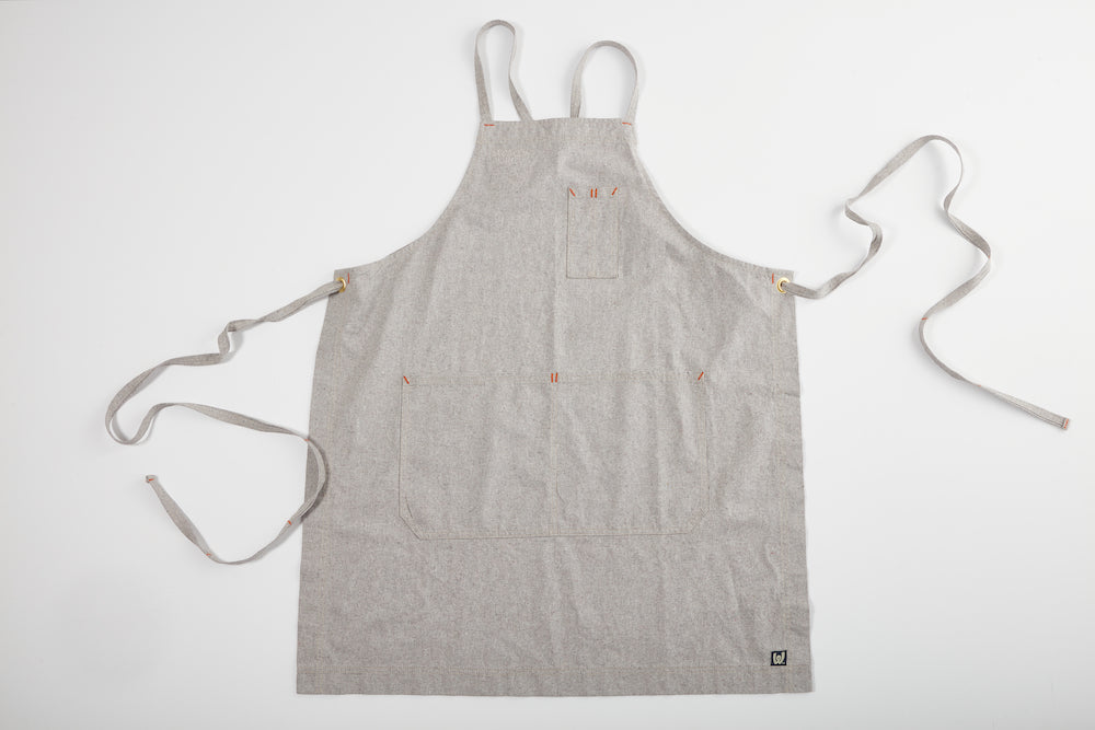 White Bark Workwear Full Apron