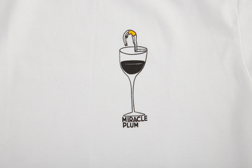 Miracle Plum Wine Diver Shirt