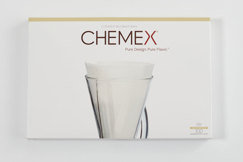 Chemex Filters Bonded Unfold
