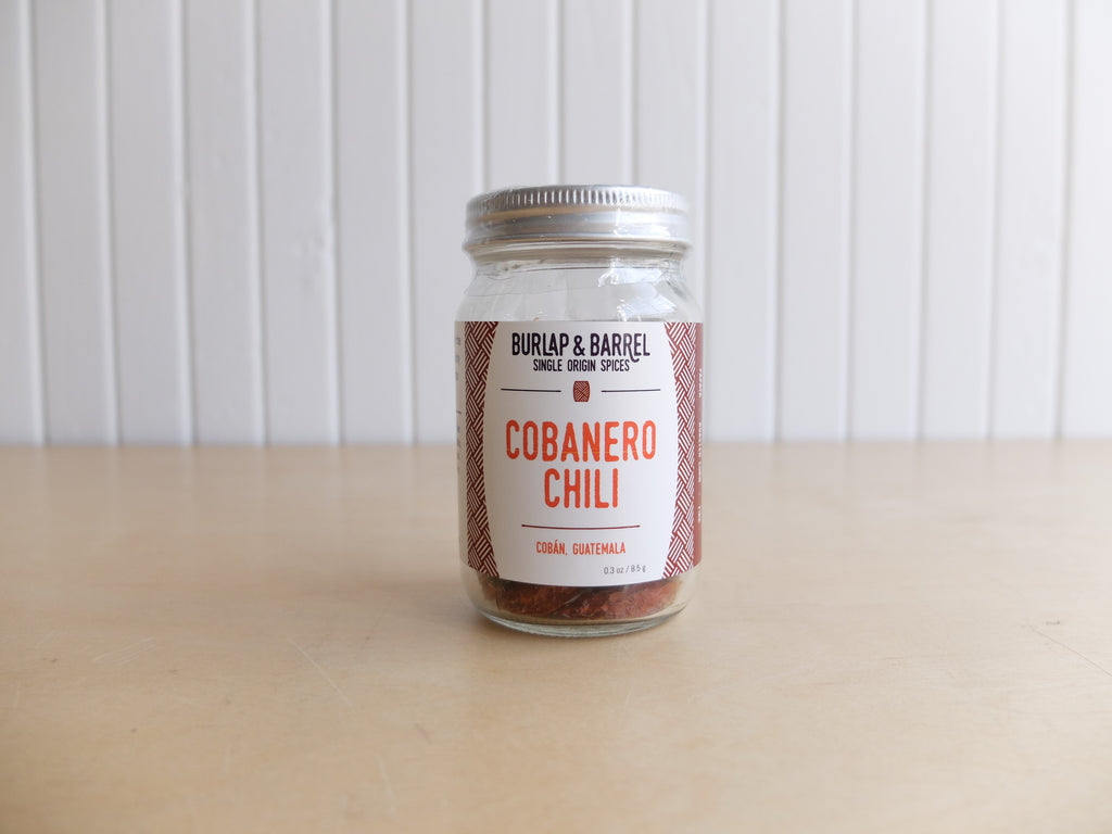 Burlap & Barrel Whole Cobanero Chili