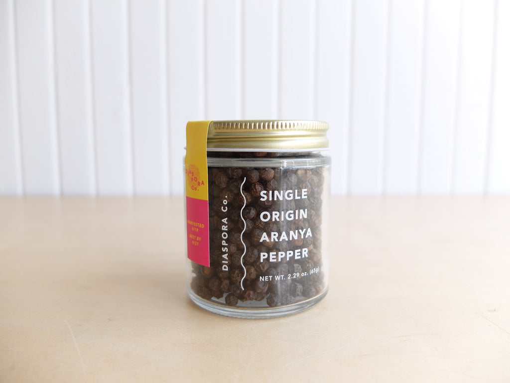 Diaspora Co. Single Origin Aranya Pepper