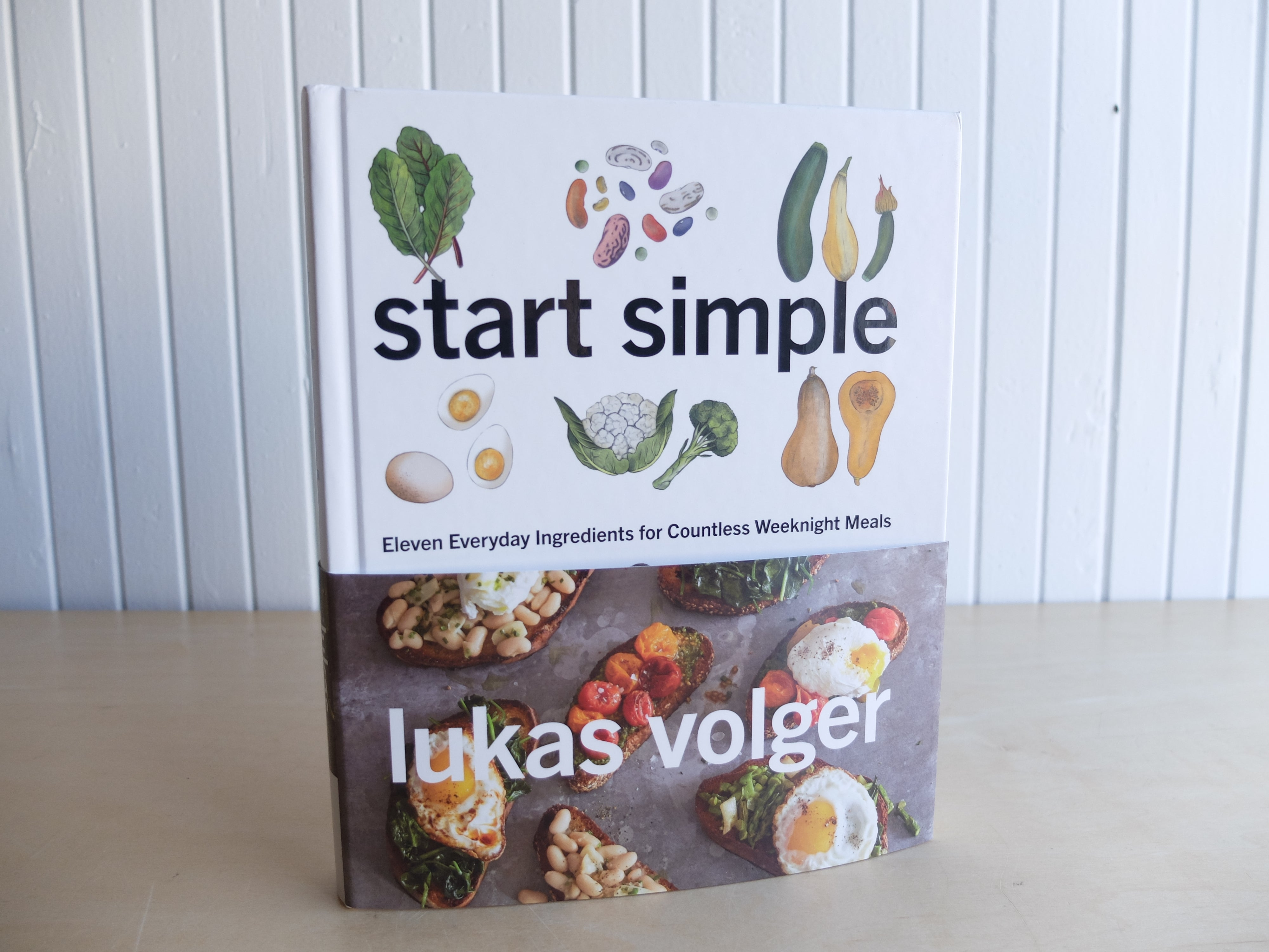 Start Simple by Lukas Volger