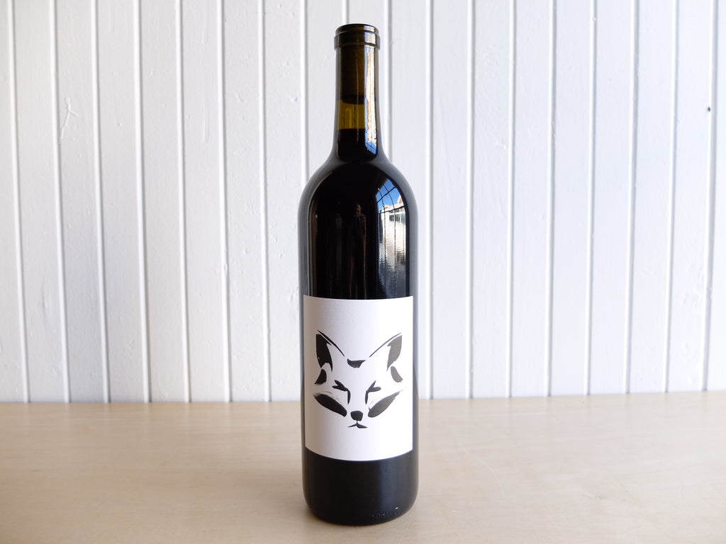 Inconnu Kitsune California Red Blend