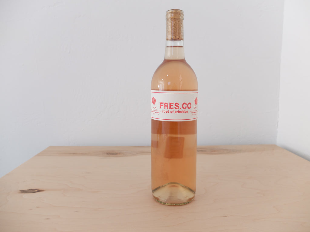 Fres.co Wines Rosé of Primitivo