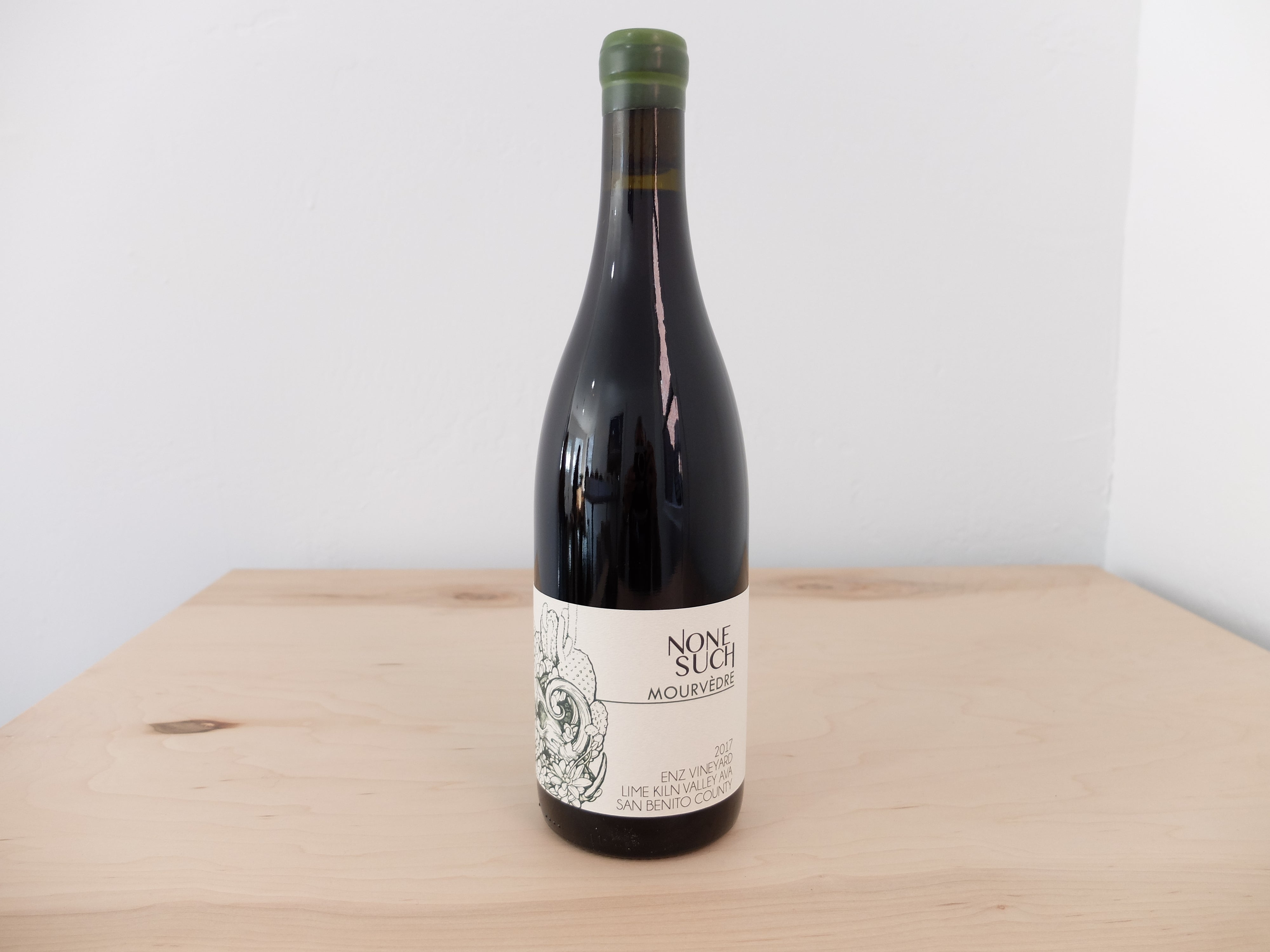 NoneSuch Wines Mourvedre
