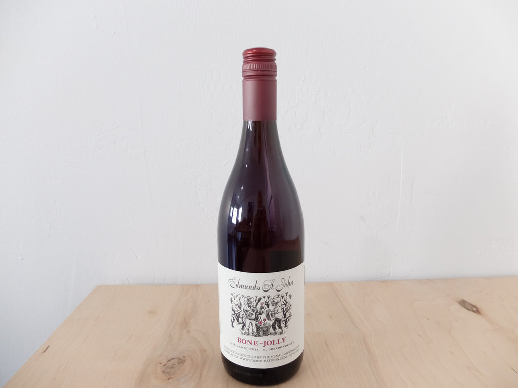 Edmunds St. John Bone-Jolly Gamay