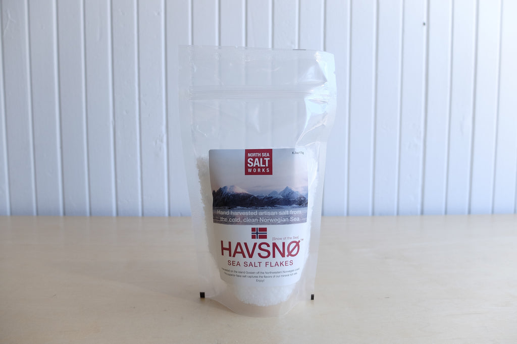 North Sea Salt Works Havsno Sea Salt Flakes
