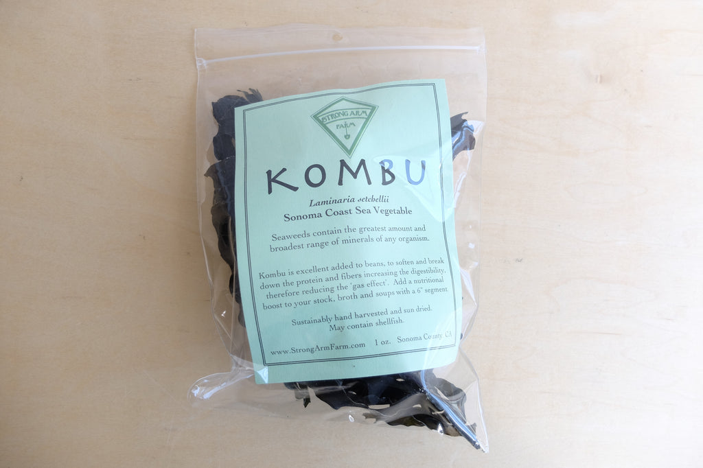 Strong Arm Farm Kombu