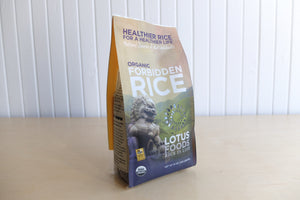 Lotus Forbidden Rice