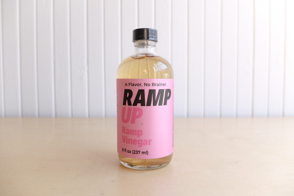 Ramp Up Ramp Vinegar