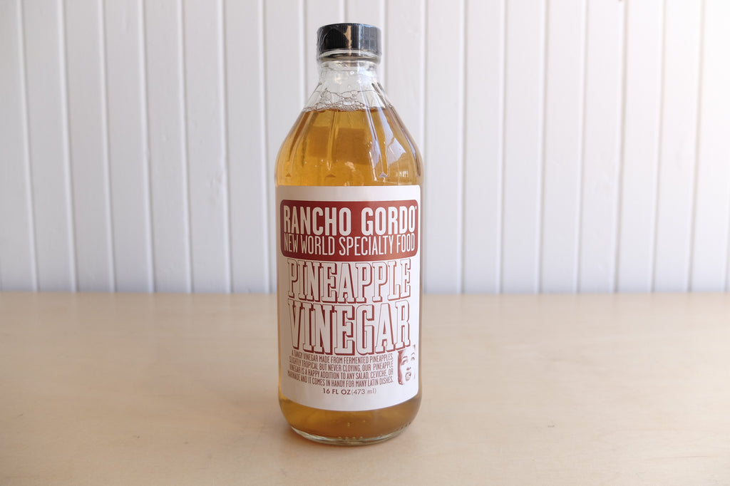 Rancho Gordo Pineapple Vinegar