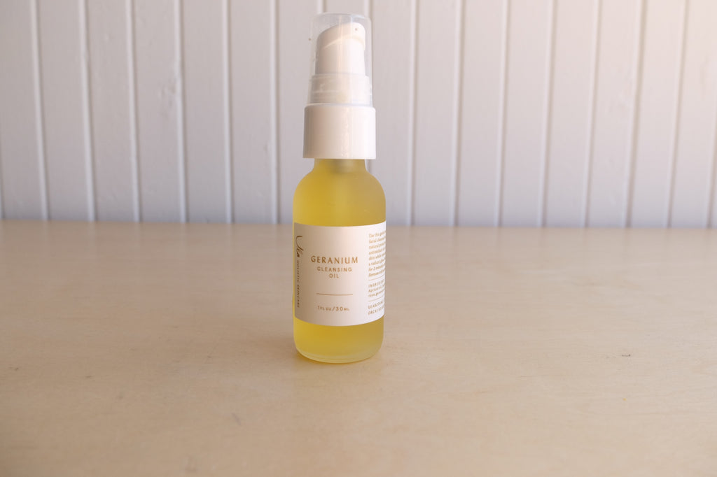 Ula Geranium Cleansing Oil