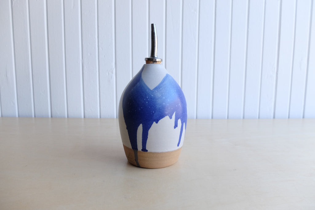 Settle Ceramics Oil Bottle