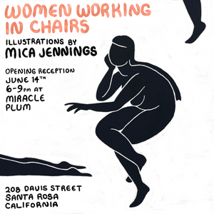 6/14/2019 6:00PM-9:00PM | ART SHOW WITH MICA JENNINGS