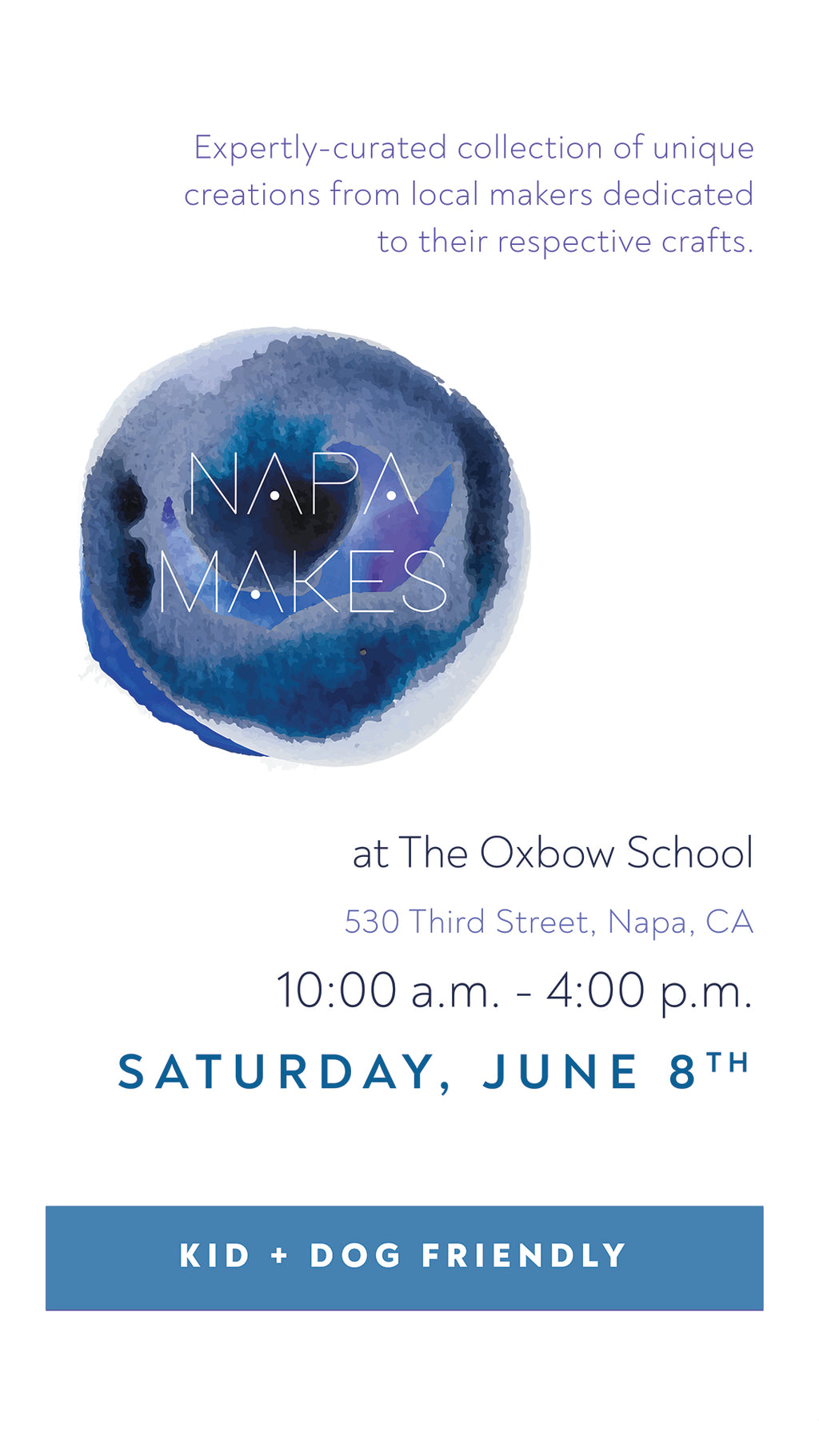 6/8/2019 10:00AM-4:00PM | MIRACLE PLUM AT NAPA MAKES