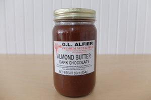 GL Alfieri Dark Chocolate Almond Butter