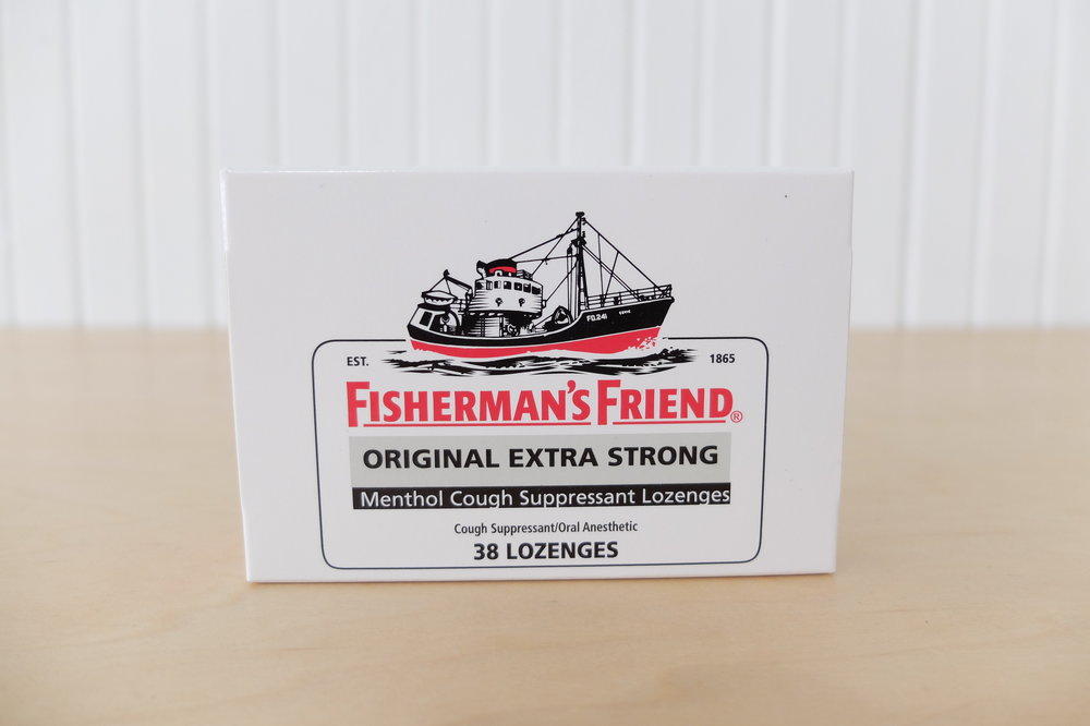 Fishermen's Friend Original Lozenges