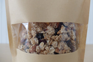Miracle Plum Cherry Almond Granola