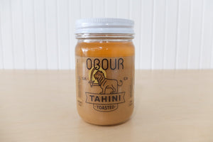 Obour Foods Toasted Tahini
