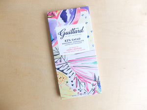 Guittard x Creative Growth Chocolate Bar